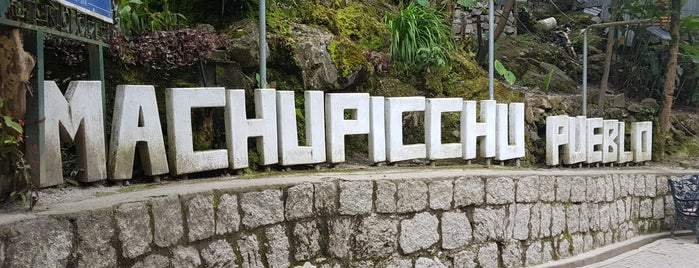 Aguas Calientes | Machu Picchu Pueblo is one of Sacred Valley.