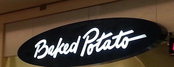 Baked Potato is one of Shopping Anália Franco.