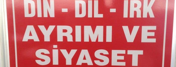 Kanatçı Haydar is one of Avrupa Fatih.
