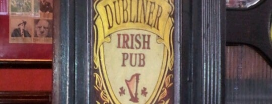 The Dubliner is one of Princess' Tampa Hot Spots!.