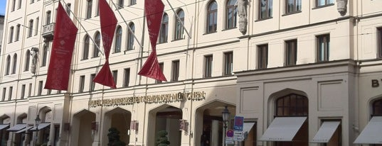 Hotel Vier Jahreszeiten Kempinski is one of myhotelshop.