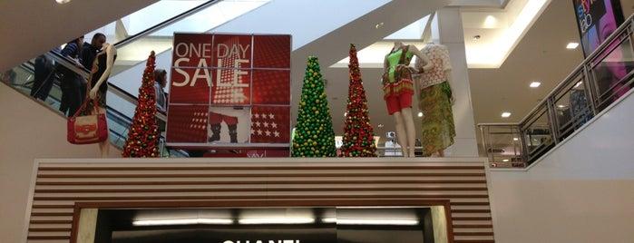Macy's is one of shopaholic.