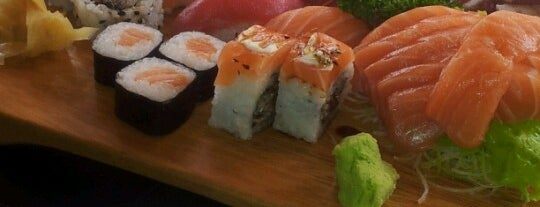 Nokyoski Sushi Bar is one of Gastronomia - The Best in Sampa.