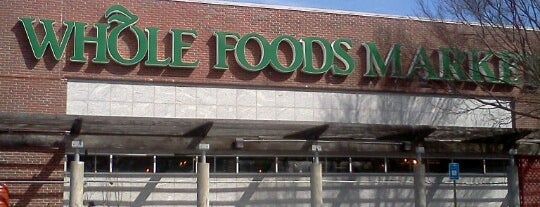 Whole Foods Market is one of Ginari Gibb Price.