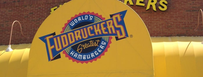 Fuddruckers is one of Columbia.