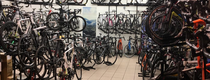 R&A Cycles is one of Shops.