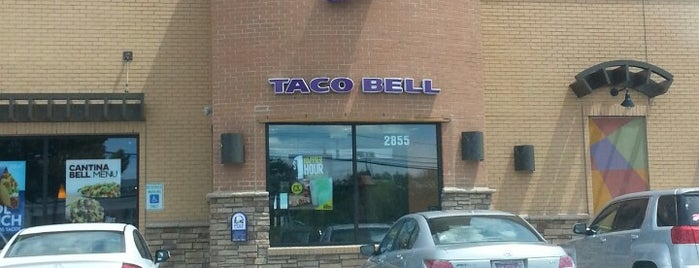 Taco Bell is one of Guide to Rochester's best spots.
