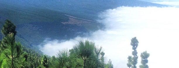 Mirador de Chipeque is one of Islas Canarias: Tenerife.