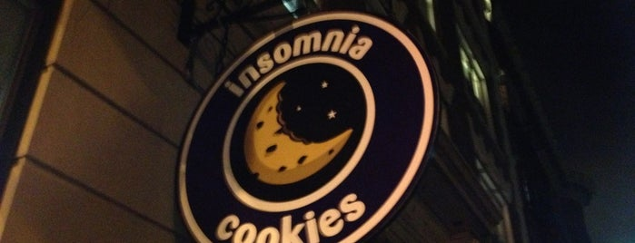 Insomnia Cookies is one of MASSACHUSETTS STATE - UNITED STATES OF AMERICA.