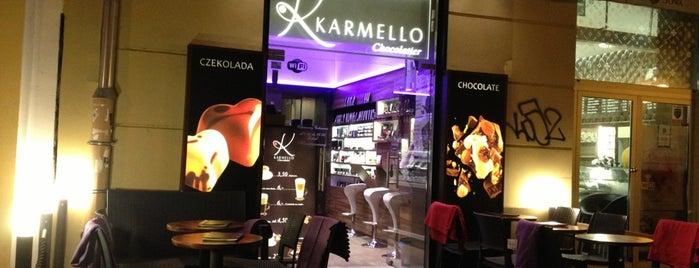 Karmello Chocolatier is one of Wrszw (WAW).