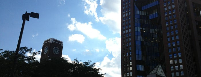 Kendall Square is one of Boston Hits.