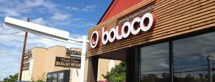 Boloco Warwick is one of Favorite spots :).