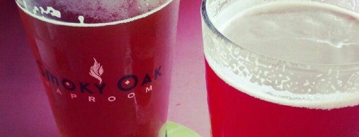 Smoky Oak Tap Room is one of Charleston Beer.