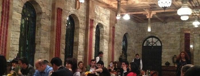 Gala Bazaar is one of Restaurants in Baku (my suggestions).