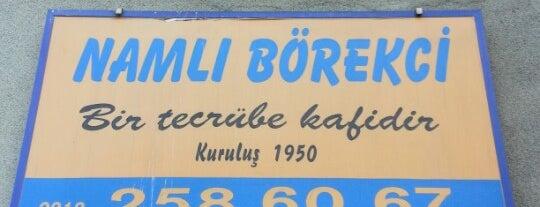 Namlı Börekçi is one of Istanbul - food truck.