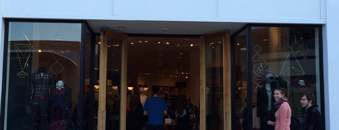 J.Crew is one of Best Insider Secrets at Various Venues (Palo Alto).