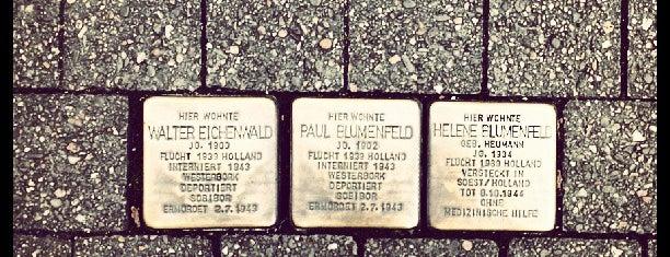 3 Stolpersteine Eichenwald & Blumenfeld is one of Stolpersteine 1933 - 1945.
