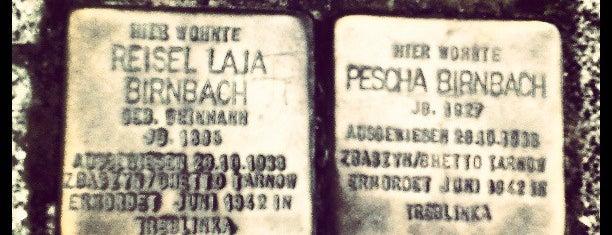 2 Stolpersteine Birnbach is one of Stolpersteine 1933 - 1945.