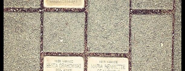 3 Stolpersteine Wahle und Grabowski is one of Stolpersteine 1933 - 1945.