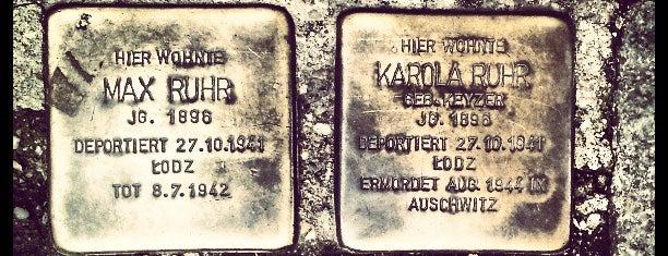 2 Stolpersteine Ruhr is one of Stolpersteine 1933 - 1945.