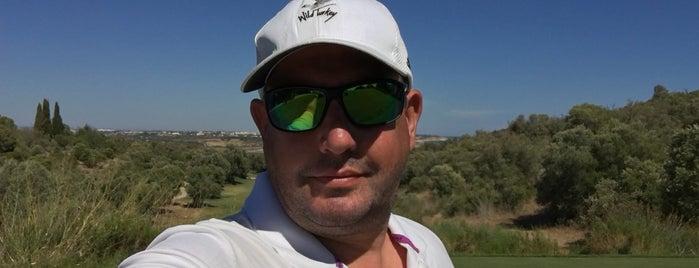 Onyria Palmares Golf is one of sport & beach.