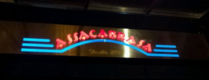 Assacabrasa is one of The Best Food.