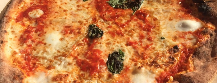 Alino Pizzeria is one of A State-by-State Guide to America's Best Pizza.