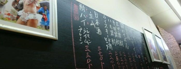 立山 is one of 酩酊・大阪八十八カ所.