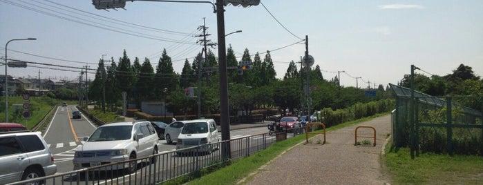 三井郵便局前 交差点 is one of ぷ.