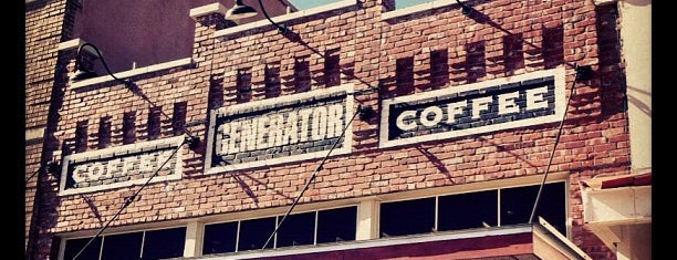 Generator Coffee House and Bakery is one of Restaurant.
