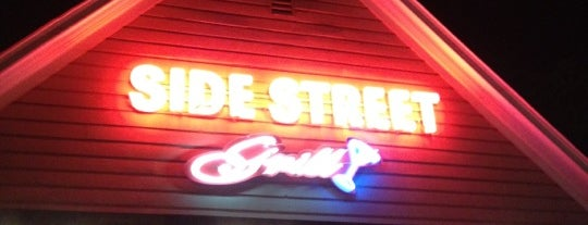 Side Street Grill is one of The 15 Best Places for Cocktails in Memphis.