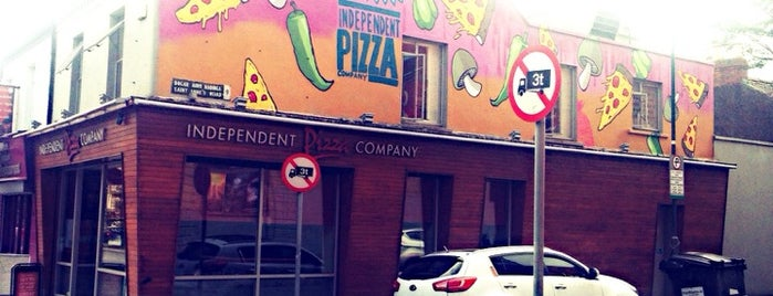 The Independent Pizza Company is one of Dublin Restaurants.