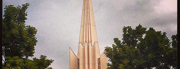 Jordan River Utah Temple is one of Utah LDS (Mormon) Temples.