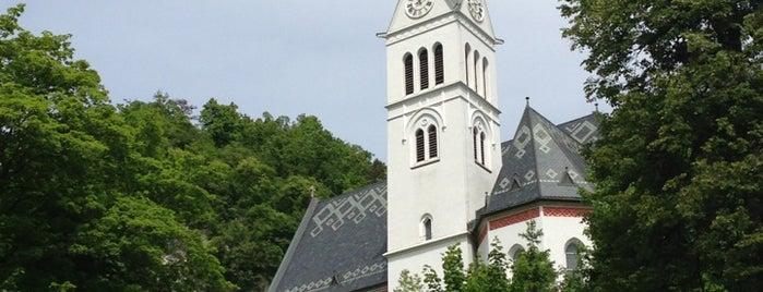 Cerkev Sv. Martina (Church of St. Martin) is one of Slovenia 2013.