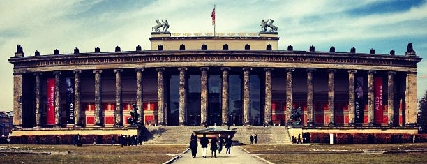 Alte Nationalgalerie is one of [To-do] Berlin.