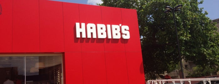 Habib's is one of Mayor list ;).
