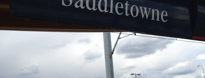 Saddletowne (C-Train) is one of C train stops.