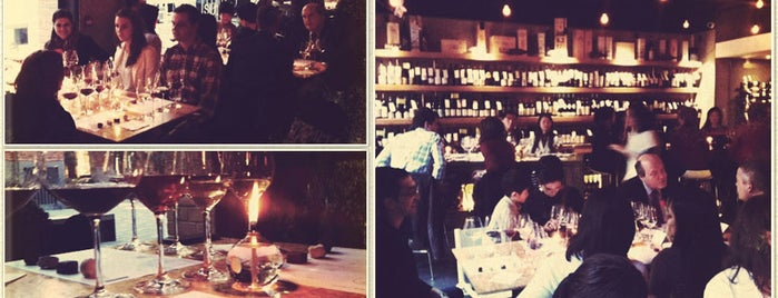 Dalla Terra is one of BarChick's Best Wine Bars.