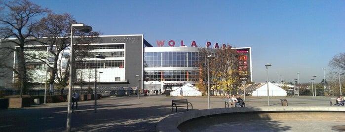Wola Park is one of Na zakupy!.