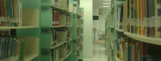 Perpustakaan UBM is one of Favourite.