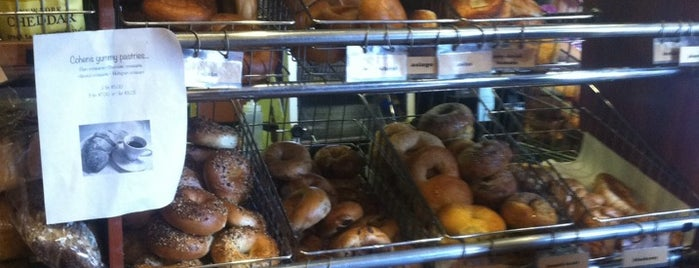 Cohen's Bagels is one of ALL the noms.