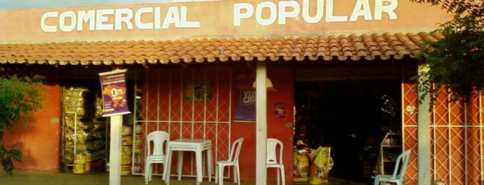Comercial Popular is one of CHECK IN.