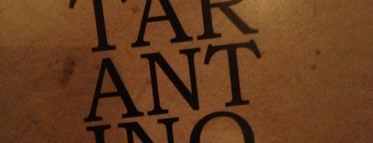 Тарантино is one of Мой.