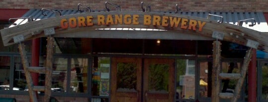Gore Range Brewery is one of Colorado Beer Tour.