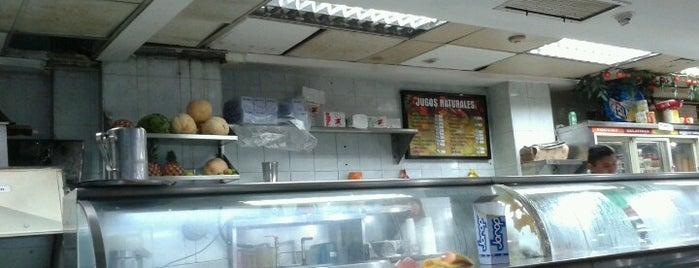 Tostadas Bello Monte is one of 101 comidas en Caracas.