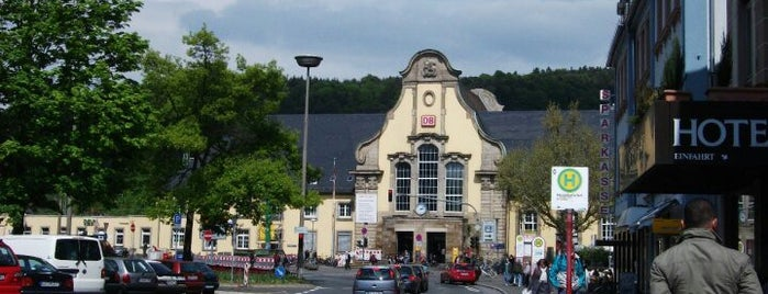 Bahnhof Marburg (Lahn) is one of Bahnhöfe Deutschland.