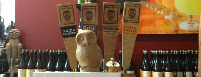 Night Shift Brewing, Inc. is one of Massachusetts Craft Brewers Passport.