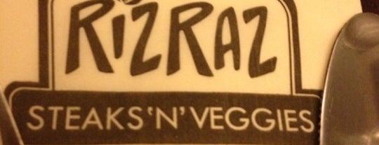 Riz Raz is one of копен.