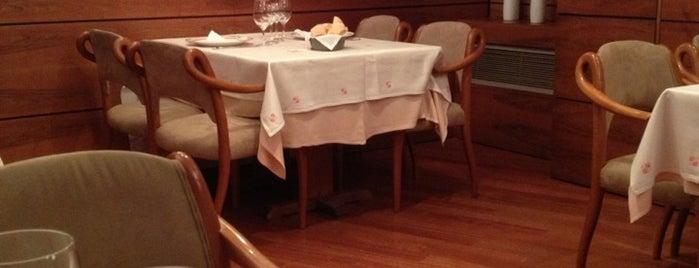 Asador Guetaria is one of Restaurantes en Madrid.