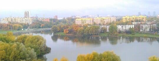 Парк «Курасовщина» is one of Европа.